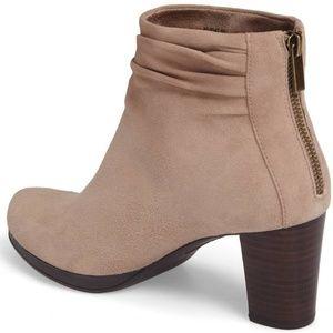 Bella Vita Landon Women's Boot ANKLE SIZE 11WW